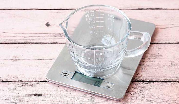 Küchenlexikon: Maße und Gewichte - Umrechnen leicht gemacht