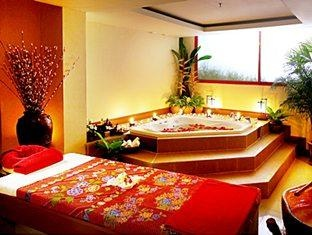 Vimala Spa ; Krabi Thai Village Resort Five stars resort,Thailand