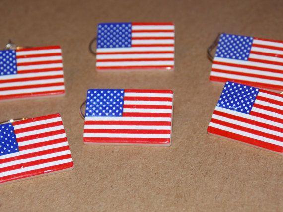 american flag set