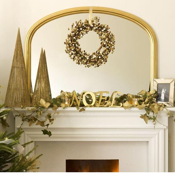 Pictures Of Christmas Decorations In Homes 17 best luxury cream and gold christmas decor images on pinterest