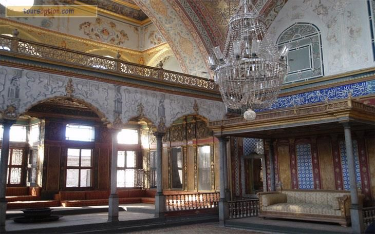 Topkapi Palace #topkapiplace #istanbul #turkey #palace