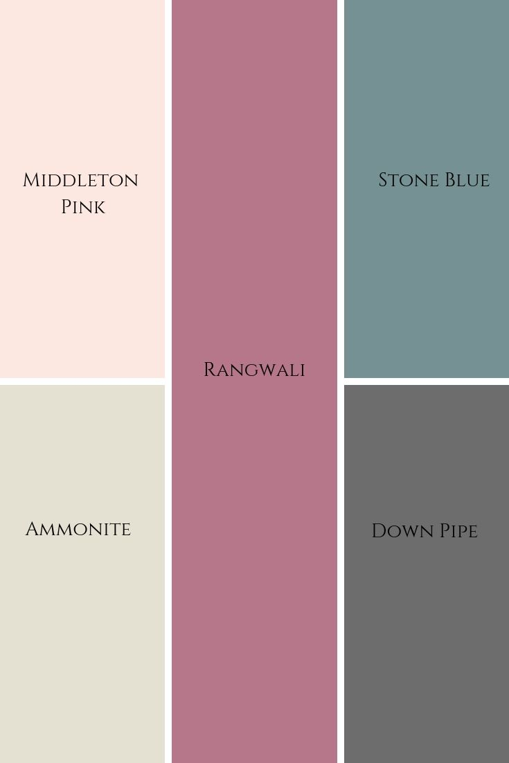 Farrow And Ball Fresh Colour Palette Ideas For Home In