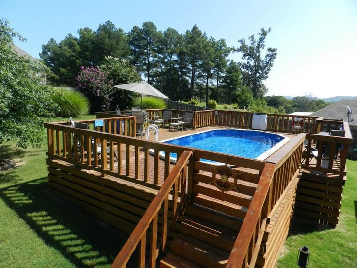 Pin By Linda Neal On Backyard Decks Pinterest Photo Galleries Galleries And Swimming Pools
