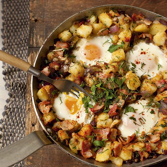Breakfast hash | Recipe