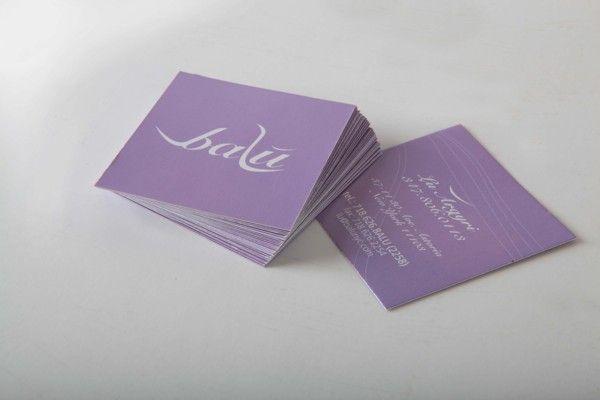 Balu Cafe Lounge on Behance #cards #identity #coffee