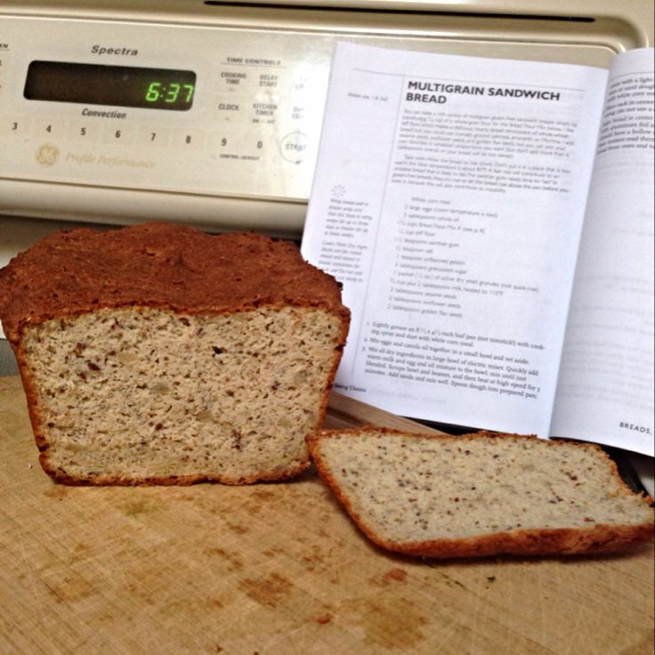 Gluten-Free Multigrain Sandwich Bread by Katiiez:Bloom 2 ...