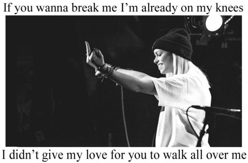 Say Please -Tonight Alive