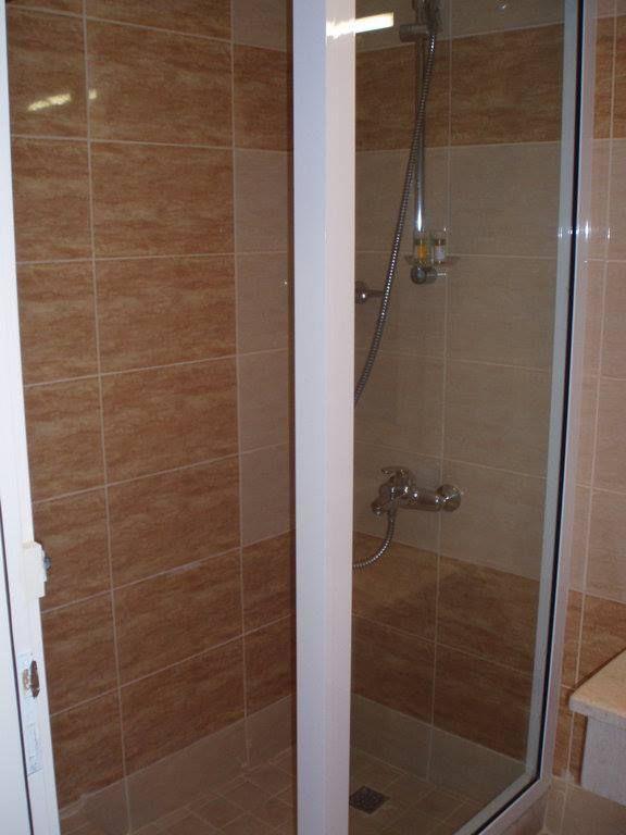 shower - standard room