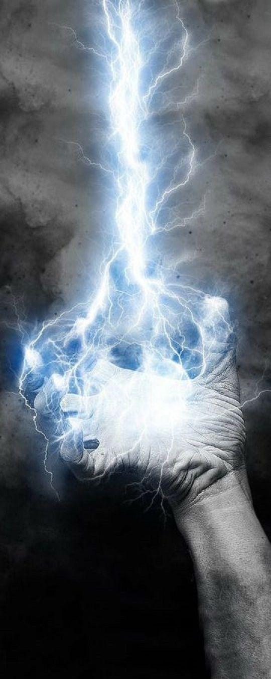 More lightning (and slightly better arm).