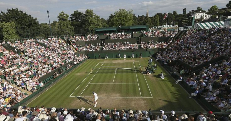 Federer, Djokovic highlight Wimbledon's 3rd-round schedule