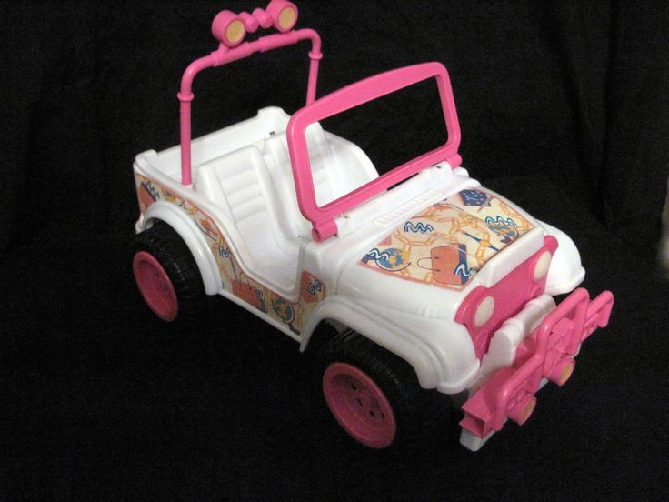Barbie Jeep 90s Pinterest Toys Jeeps And Barbie Toys