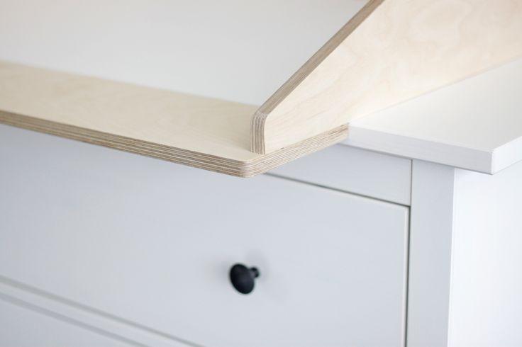 meer dan 1000 idee n over wickeltischaufsatz op pinterest. Black Bedroom Furniture Sets. Home Design Ideas