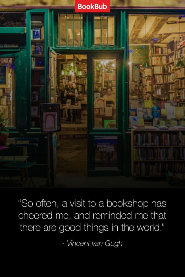 <3 bookstores | 21 Inspiring Quotes About Books and Reading