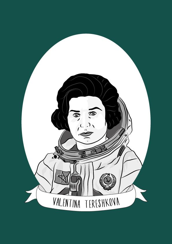 Valentina Tereshkova is a Russian cosmonaut and the first woman to have flown in space. Tereshkova was born in Maslennikovo, a small town in the Yaroslavl Region. She began school late, when she was...