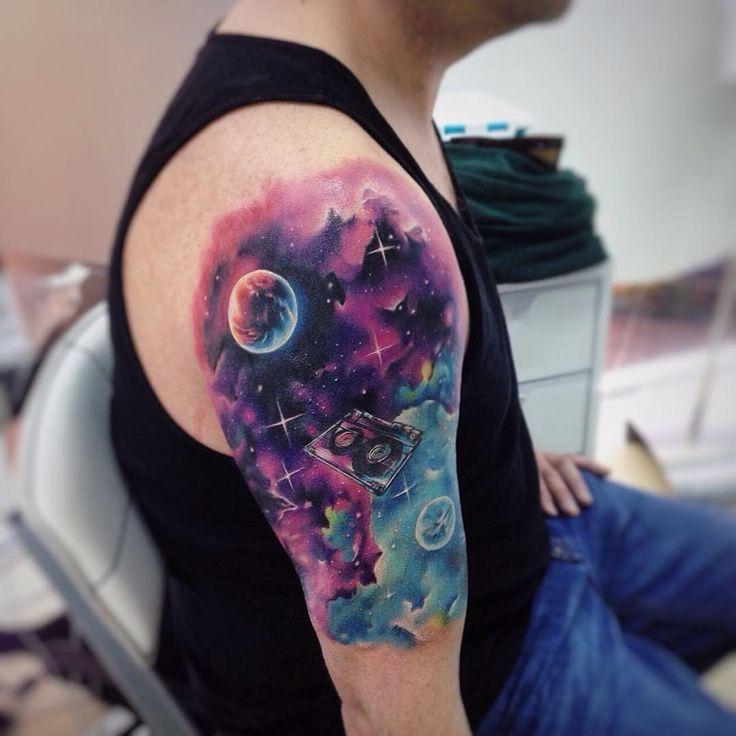 fox nebula tattoo - photo #13