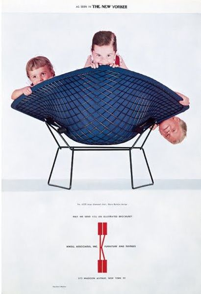 17 Best Images About Knoll Vintage Ads On Pinterest Eero Saarinen Pedestal And Fabric Design