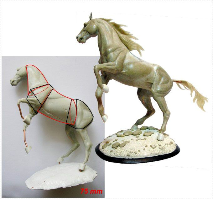 http://www.planetfigure.com/threads/sculpting-the-horse.22296/page-2