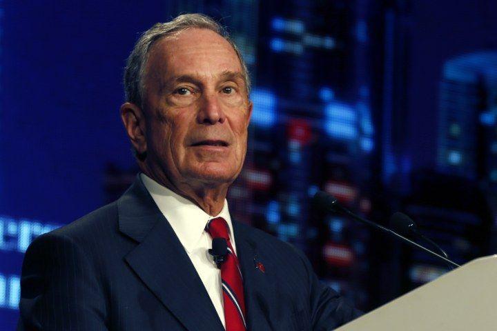Bloomberg 'considering' running for mayor ofLondon
