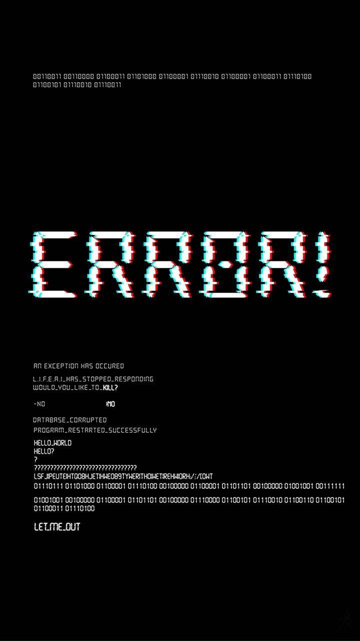 Unduh 84 Koleksi Wallpaper Wa Error HD Terbaru