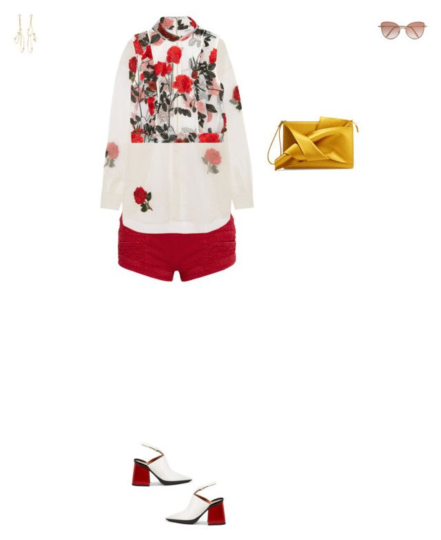 """Untitled-346"" by didi-oliveira ❤ liked on Polyvore featuring Pierre Balmain, Ashish, Ganni, Marni, N°21, Cutler and Gross and Cornelia Webb"