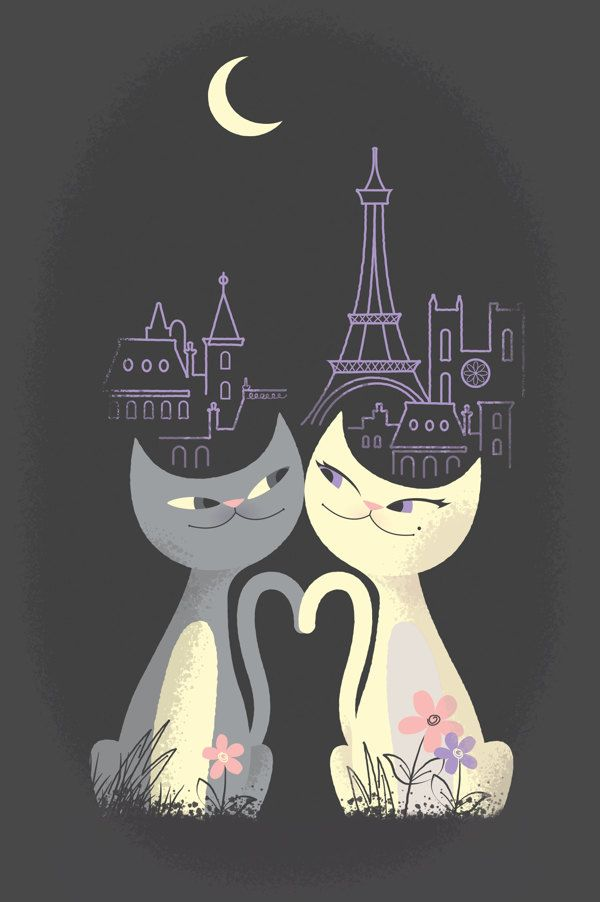 Posh Cats by Franklin Mill