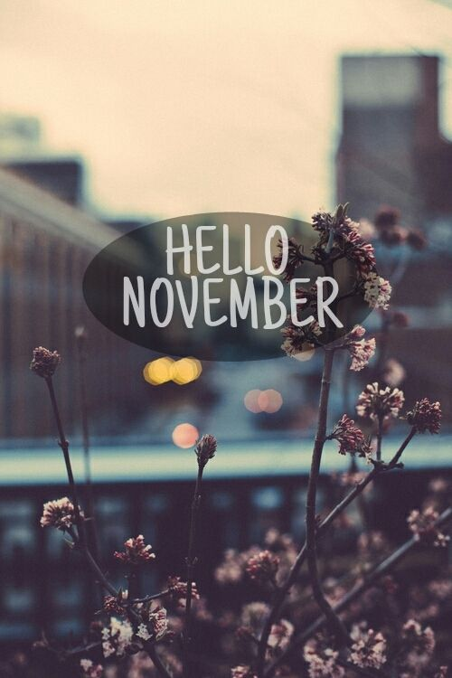 i dont wanna say hello november i want to say hello july