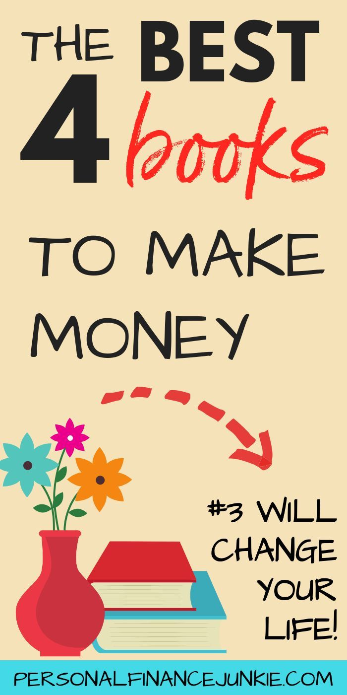 4 Best Books On How To Make Money (To Become Rich)Personal Finance Junkie