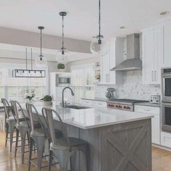 8 Harmonious Modern Rustic Decor Kitchen Stock In 2020 Kitchen Design Open Contemporary Kitchen Rustic Kitchen Design