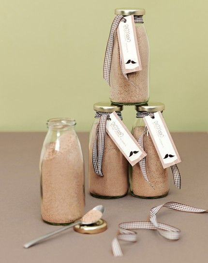 Hausgemachte Cappuccino-Mischung
