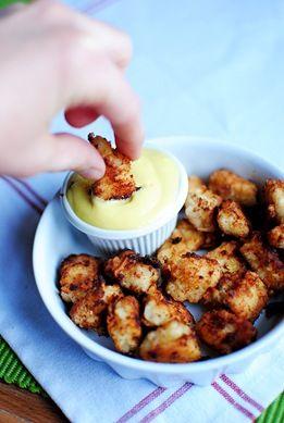 Bouchées de poulet