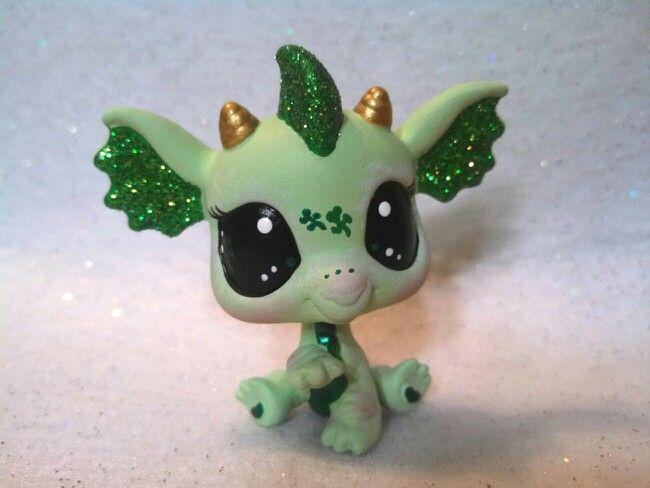 Ebay Item * Lucky Laura Dragon *