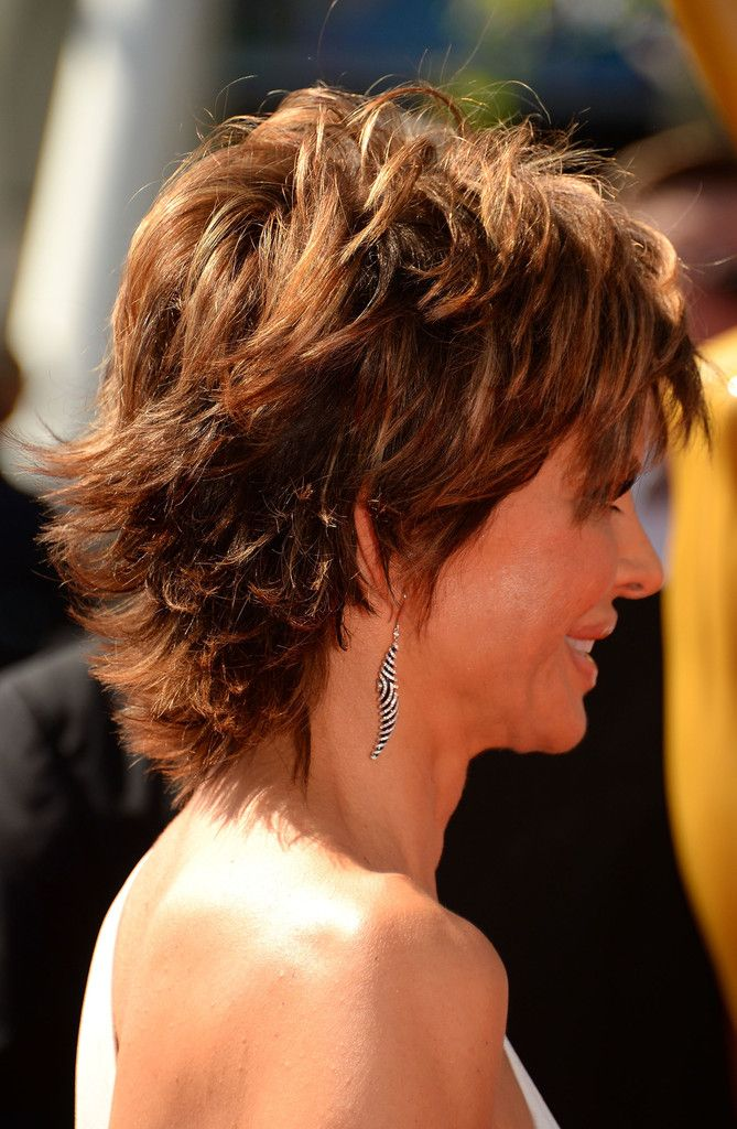 Lisa Rinna Photos: Arrivals at the Creative Arts Emmy Awards