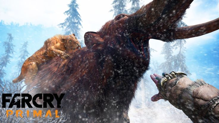 Far Cry Primal-Let's play #1-Primo impatto