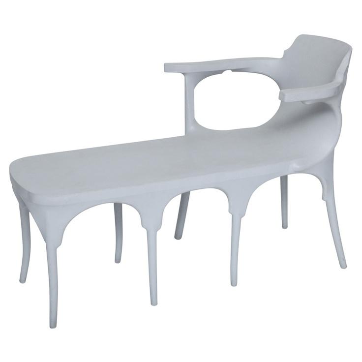 "Jurgen Bey ""Kokon Furniture"" Chaise Lounge -Droog"