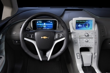 Nuevo Chevrolet Volt, coche del año en Europa 2012, ven a descubrirlo a Talleres Prizán.