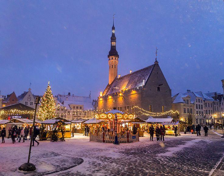 Tallin--mercados-navidad