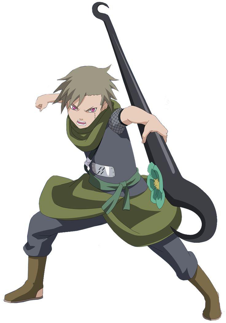 Yagura - 3rd Mizukage | Naruto personagens, Naruto ...