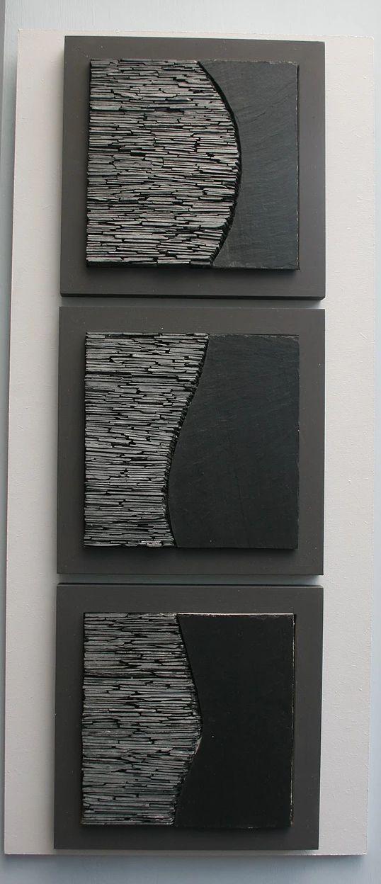 Créations uniques de mosaïques contemporaines