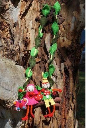 Fairy & Elf Swing