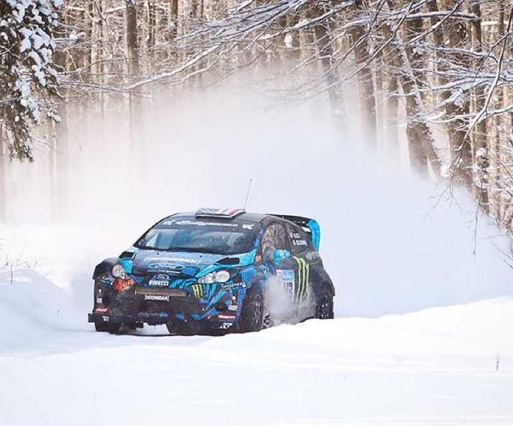 Hoonigan Racing Division are selling the Ford Fiesta used by Ken Block in Gymkhana 4 - Check it out!