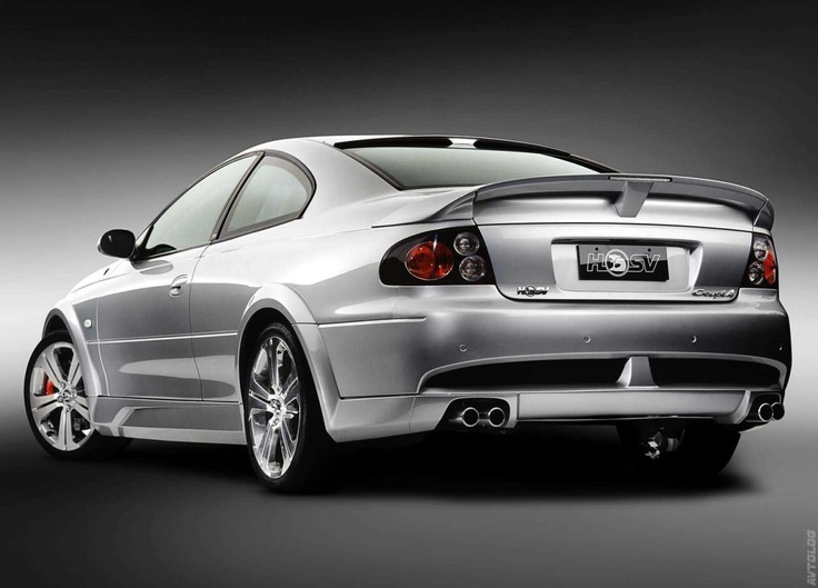 2003 Holden HSV Coupe 4