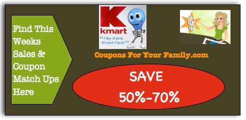 Kmart Coupon Matchups March 16 - 22: Double Coupons up to $2 wyb $25 = FREE Cereal, $.50 Dial Body wash and more : #Kmart, #NationalStores, #Stores Check it out here!!