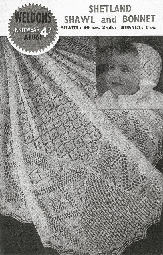 17 Best ideas about Baby Shawl on Pinterest Crocheted baby blankets, Free c...