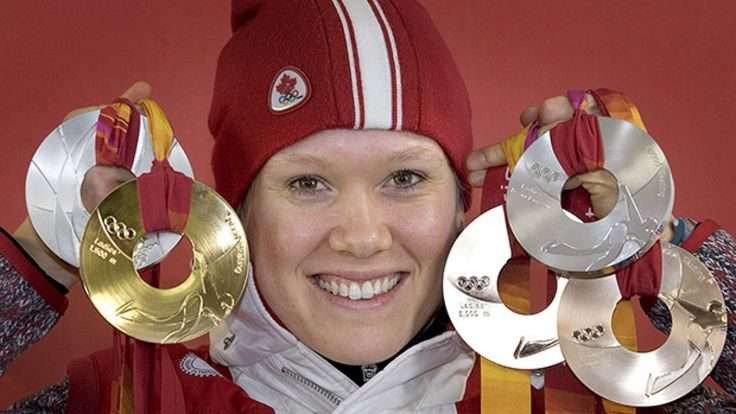 She was a women's speed skater for Team Canada, and won 6 olympic medals along with numerous of medals throughout her career. Cindy got injured but made a come back to the sport and was named the female Athlete of the year in 2005 at the Canadian Sports awards