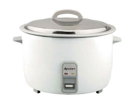 Adcraft 50 Cup Commercial Electric Rice Cooker Rc-e50