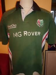 Image result for london irish rugby shirt
