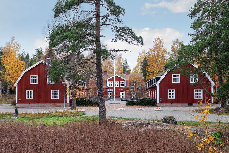 An Entire Village in Sweden Is for Sale for 7.2 Million