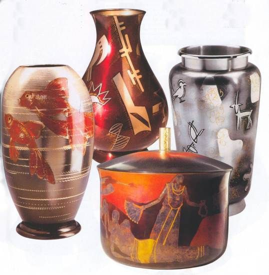 WMF IKORA vases