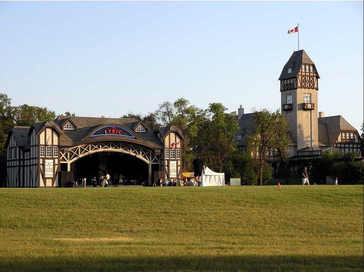 Winnipeg treasure: Assiniboine Park
