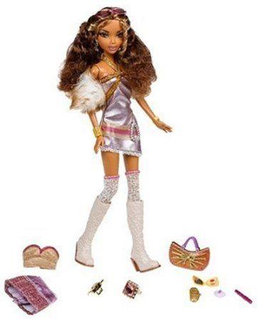 Barbie My Scene My Bling Bling Madison Doll Dolls I Used